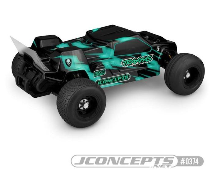 JConcepts F2 Traxxas Rustler Body