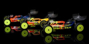TLR 22 5.0 1/10th Competitions 2WD Buggy Series