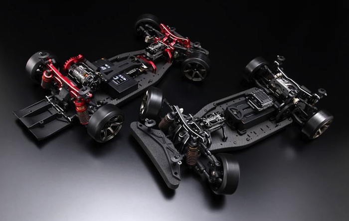 Yokomo YD-2SXII EP drift car kits