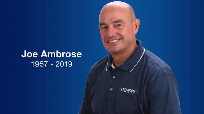 Joe Ambrose RIP
