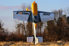 E-flite Extra 300 3D 1.3 meter RC Airplane Video