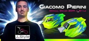 Giacomo Pierini joins J_Style