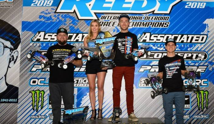 Jared Tebo is the new Reedy Race Champion
