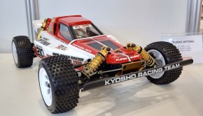 Kyosho Turbo Optima: Toy Fair 2019 Nuremberg