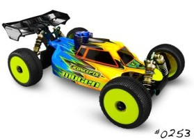 Silencer MBX8 Light-weight body by JConcepts