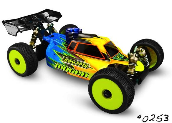 jconcepts body silcencer mugen