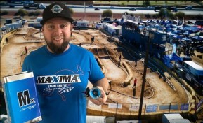 Ryan Maifield signs with Maxima!
