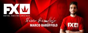 Marco Baruffolo signed with FX Engines