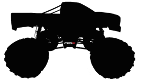 Primal RC: 1/5th Scale Monster Truck 49cc Engine