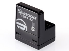 RUDDOG RR482 4-Channel Sanwa Compatible Receiver
