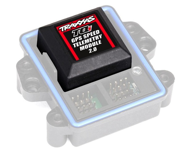 Traxxas: new TQi Telemetry GPS Speed Module 2.0