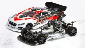 WRC Racing: NTX.3 1/10 scale 4WD Nitro Touring Car