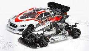 WRC Racing: NTX.3 1/10 scale 4WD Nitro Touring Car