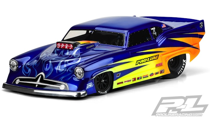 ProLine: Octane, Super J & Hoosier Slick Drag Racing Bodies and tires