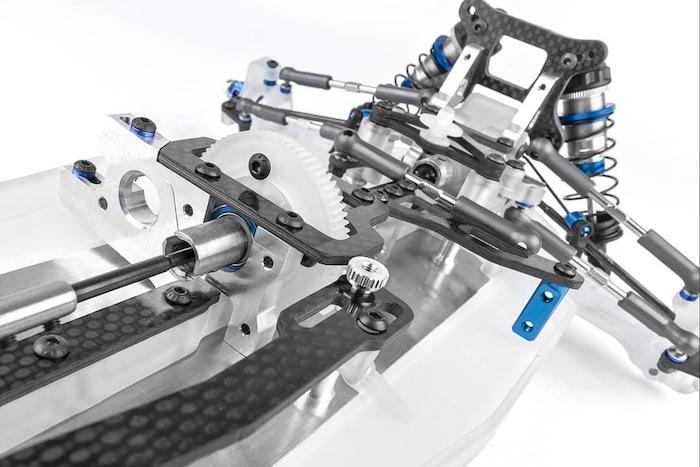 Team Associated: B74 4WD Buggy Kit - Teaser - Hobbymedia