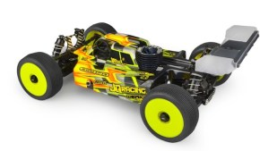 JConcepts: S1 Clear Body For JQ Buggies