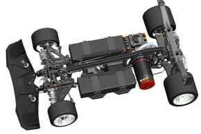 Serpent: Viper 988E - 1/8 scale Electric racing car