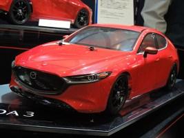 Tamiya Mazda 3: Shizuoka Hobby Show 2019