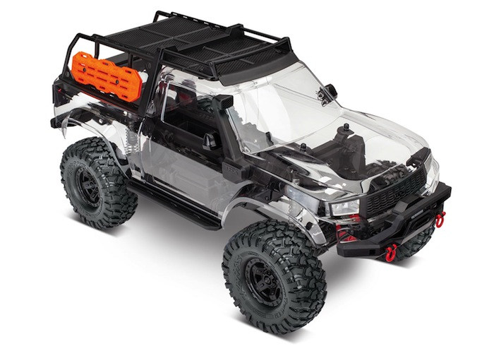 traxxas TRX4 Sport kit