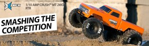 ECX: AMP CRUSH Monster Truck