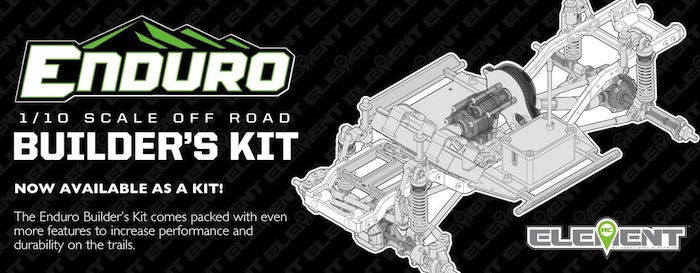 Element Enduro Builders Kit