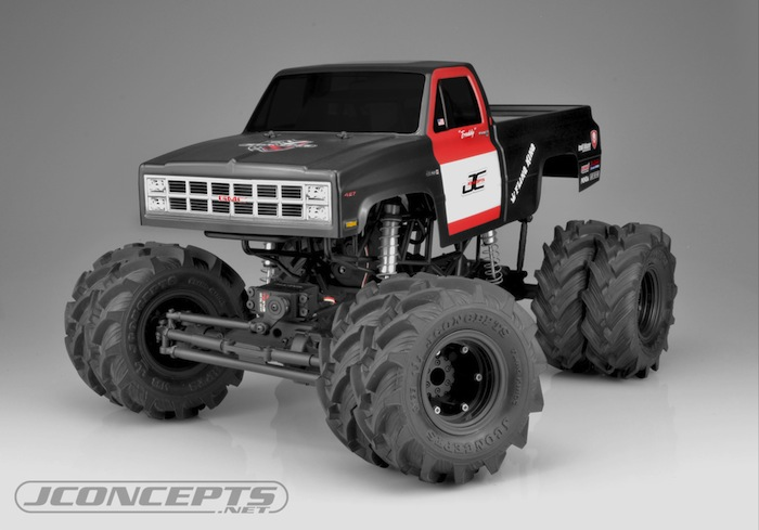 JConcepts: 2.6 Krimson Dually Wheels