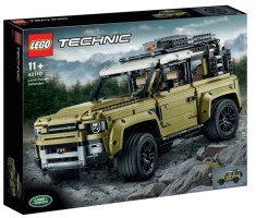 LEGO Technic: First photos of the Land Rover Defender