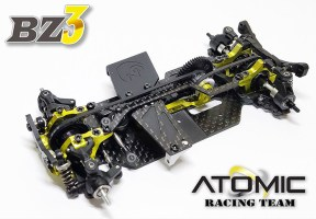 RC Atomic BZ3 1/28th Scale 4WD Touring Car kit
