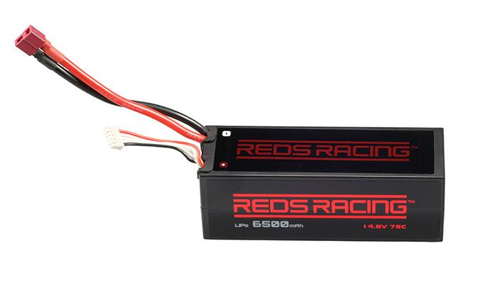 Reds Racing 4S LiPo Packs