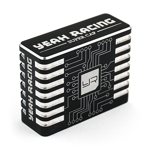 Yeah Racing: Hyper Booster ESC capacitor