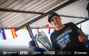 Buggy 2WD: Davide Ongaro is the 2019 European Champion