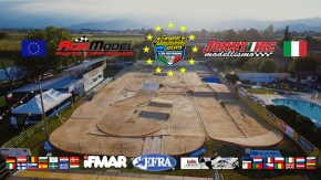 2019 EFRA 1/10th Off Road 2WD Euros - Live Streaming