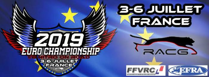 2019 euro championship EFRA 1_8th Track Euros nitro onroad