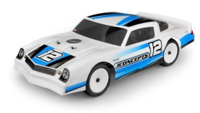 JConcepts: 1978 Chevy Camaro Street Stock Body