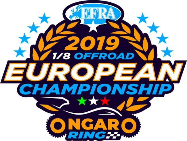 EFRA 1/8th Off Road Euros: Finals Day Live streaming!