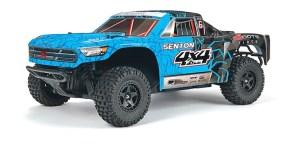 ARRMA: Senton 4X4 MEGA RTR Short Course Truck