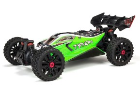 ARRMA: TYPHON 4X4 MEGA 550 1/8 Speed Buggy