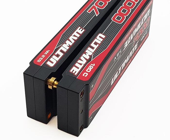 Daul Battery Plug
