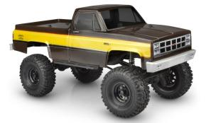 JConcepts: 1982 GMC K10 body for TRX4 Sport