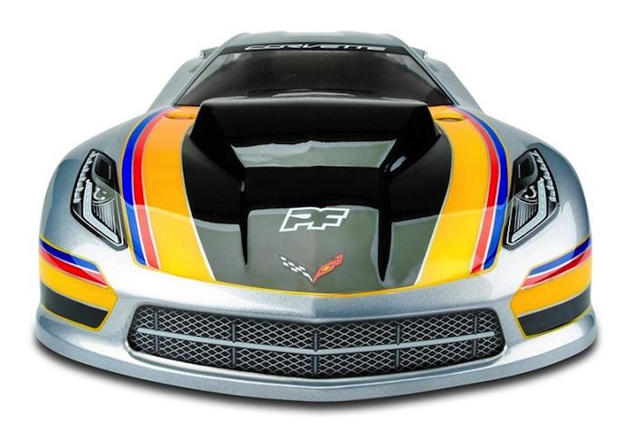 PROTOform: Chevrolet Corvette C7 Pro-Mod Clear Body