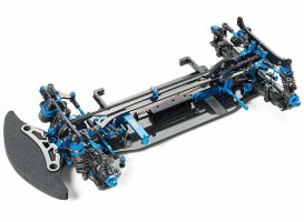 Tamiya TRF420 Touring Car: First Official Image