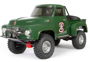 Axial: SCX10 II 1955 Ford F100 - Video