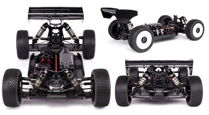 HB Racing E819