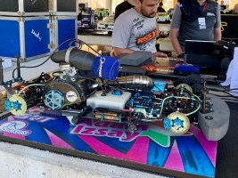 IFMAR Large Scale Touring Car World Championships 2019: Lower Finals