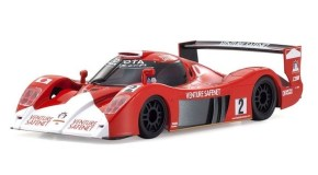 Kyosho MR03 RWD: Toyota GT-One TS020 Body