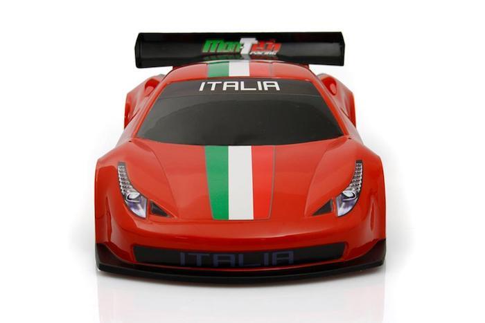 ITALIA body shell