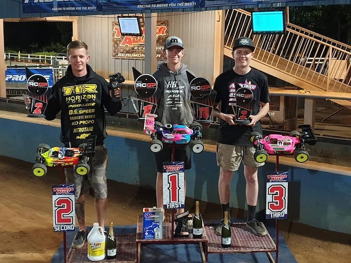 RCGP: RC2 USA Champion