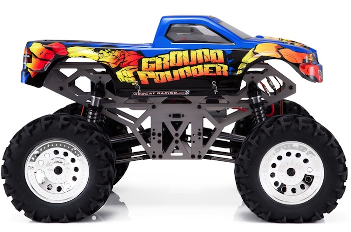 Redcat Racing: Ground Pounder - Video