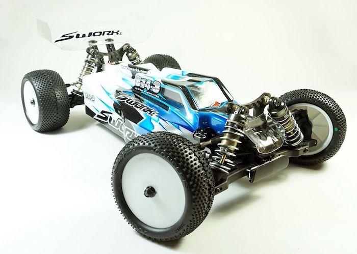 SWORKz S14-3 Dirt