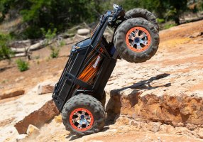 Traxxas Summit Hilltop Adventure Video
